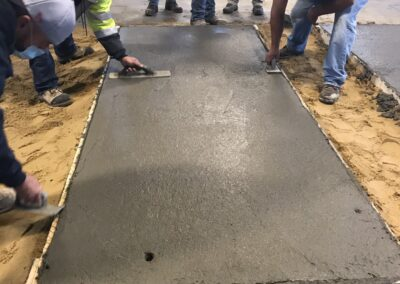 NRMCA Concrete Exterior Finishers Certification Class